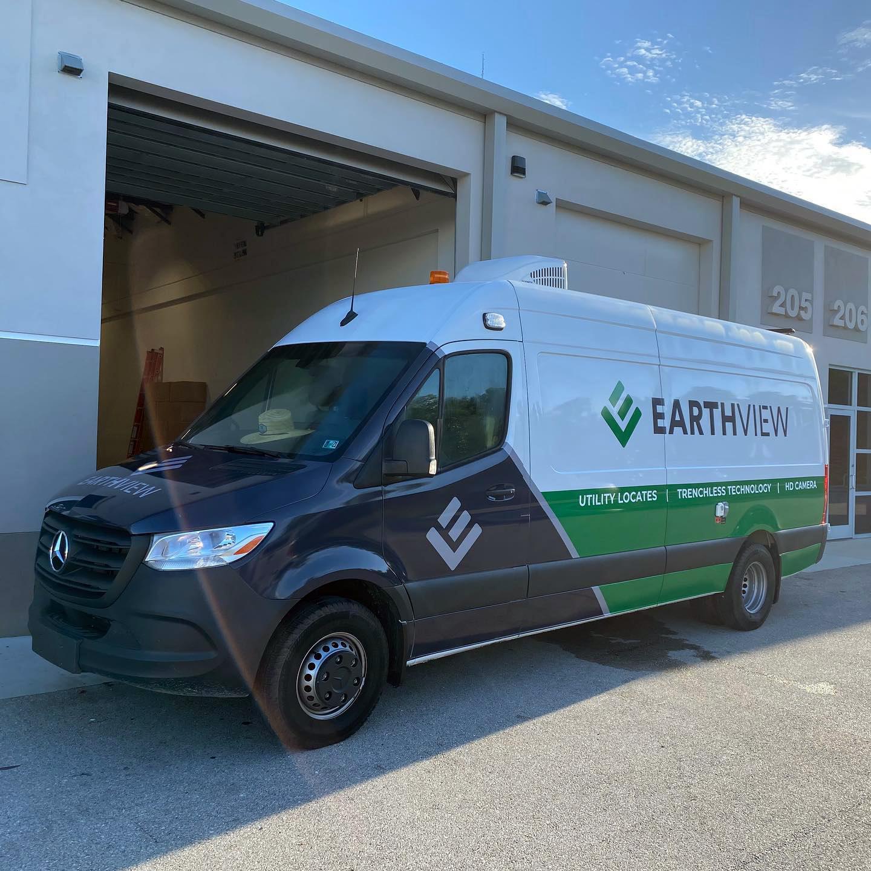 Earthview Fleet Wrap